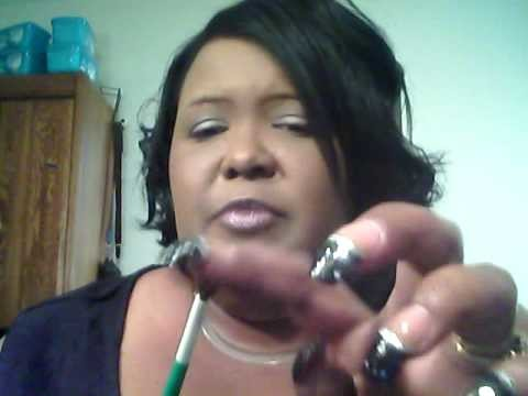 DIY :how to make a nail stripper brush