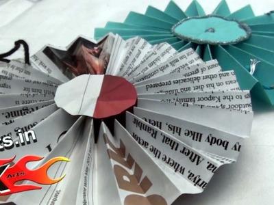 DIY Paper Decoration Hanging - JK Arts 057