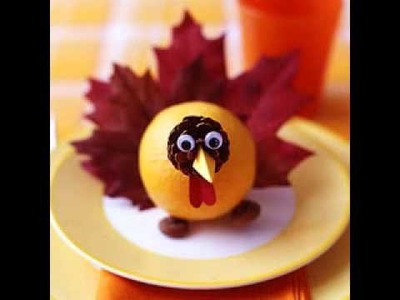 DIY Thanksgiving craft projects ideas for kids
