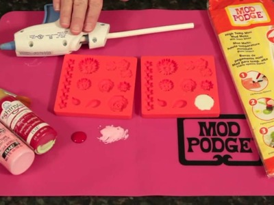 Easter Brunch DIY Decor with Mod Podge