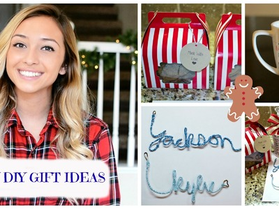 Easy DIY Christmas GIFT Ideas 2014: For your BOYFRIEND or FRIENDS!!