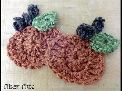 Episode 118: How To Crochet the Rustic Pumpkin Applique