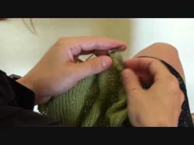 Fast knitting -  emmafassioknitting.blogspot.com