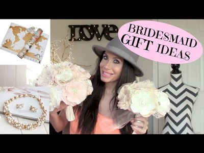 FUN BRIDESMAID GIFT IDEAS