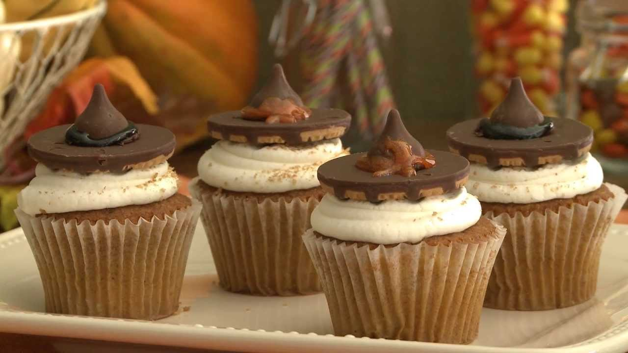 Halloween Recipes - How to Make Witches' Hats