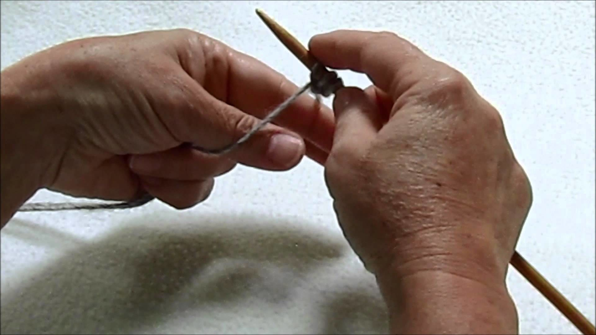 How To Cast On, Fast and Easy Knitting