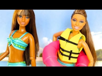How to Make a Doll Life Jacket - Doll Crafts