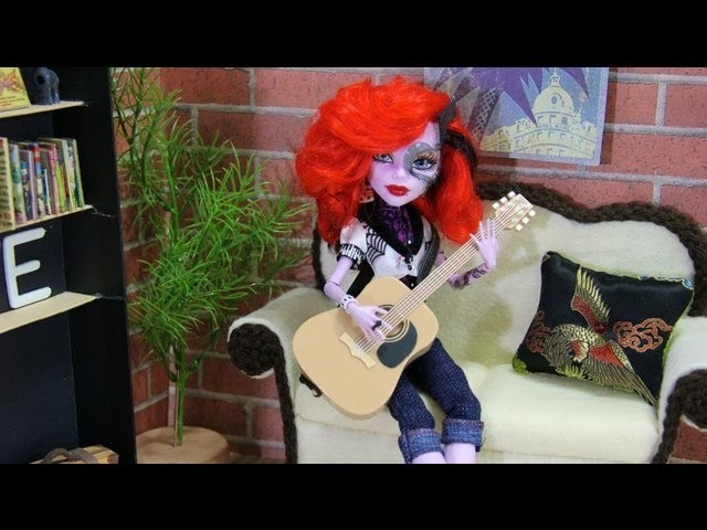 How to Make a Doll Loveseat. Sofa. Couch - Doll Crafts