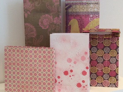 How To Make A Paper Gift.Party Bag