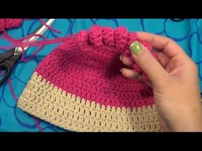 Lalaloopsy Crochet tutorial Pt. 2