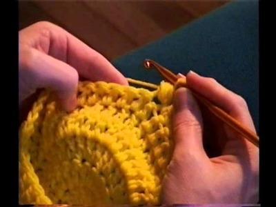 Learn Crochet Now - Crochet Project 2, Hat