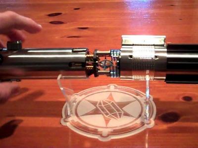 Luke Skywalker ESB Lightsaber: Graflex DIY Kit