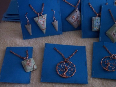 Make Simple Jewelry Display Cards - DIY Style - Guidecentral