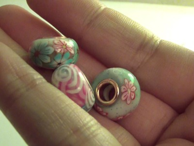 My Polymer clay  beads up for sale !!!!!! almost sold out !!!