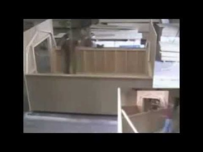 My Shed Plans 1 - Woodworking Blueprint Patterns. DIY Storage Shed, Garden Designs.