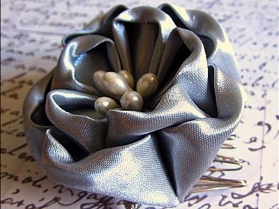 MyCraftLoft bridal fashion 3- Kanzashi inspired accessories