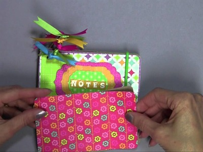 Notabilities. . Making a Refillable Notebook Using Index Cards