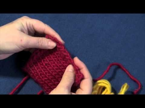 Pick Up and Knit
