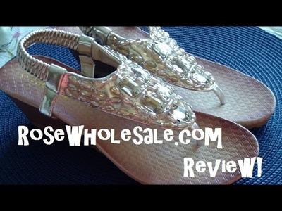 RoseWholesale.com Review!
