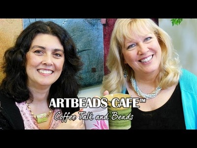 Artbeads Cafe - Kristal Wick Discovers Swarovski Nail Art, Kid Crafts for Summer and More