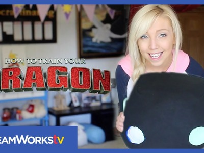 "Bananajamana ""How to Train your Dragon"" DIY Costume | DIY"