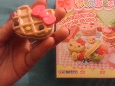 Craft Update: Hello Kitty Waffle Desk Top Accessories.