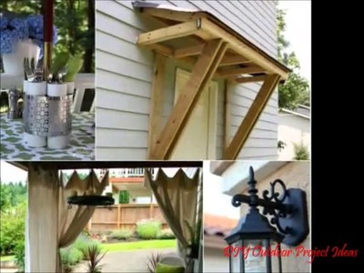 DIY Outdoor Projects Ideas