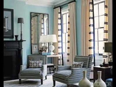 DIY Turquoise living room decorating ideas