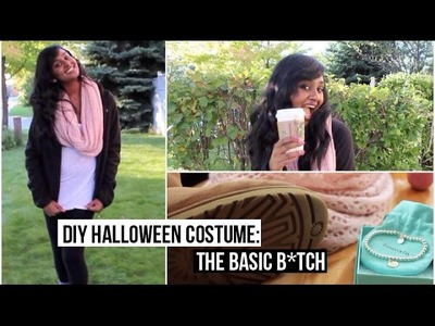 Easiest DIY Halloween Costume Ever: The Basic B*tch
