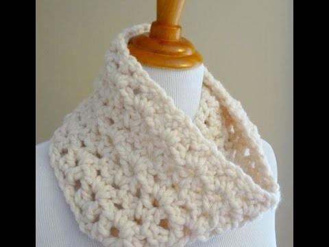 Episode 106: How To Crochet the Meringue Cowl