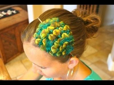Feather Headbands DIY   Hair Accessories   Cute Girls Hairstyles
