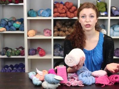 How to Crochet Bras : Crochet Lessons