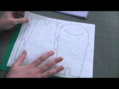 How to Cut and Embroider Felt
