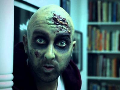 How to Look Like a Zombie: Halloween Costume DIY