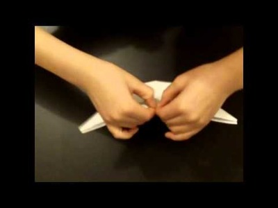 How to make a paper Clam