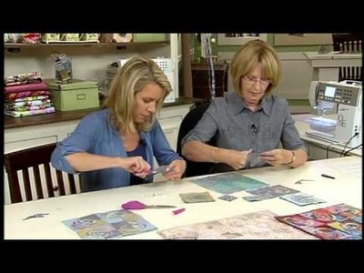 How to Make Mixed Media Art Quilts