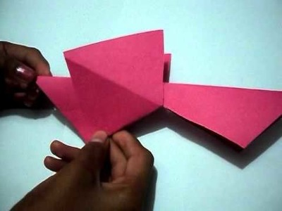 How to make Paper Craft - Paper Bird