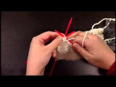 Little Lamb Sock Critter Knit-Along Pt. 3 on Knitting Daily TV (#506)