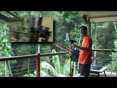 """Mattofilms presents: Home made- Video Camera, """"Jib. Boom"""" with PAN and Tilt (Home made DIY series)"""