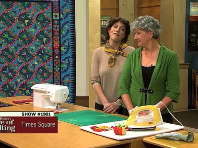 New York Beauty Quilt Pattern & Tutorial