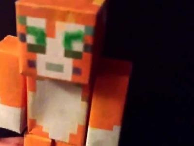 Quick paper craft stampy video