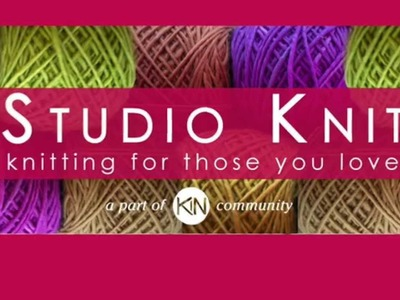 Studio Knit - Subscribe for more fun knitting ideas!