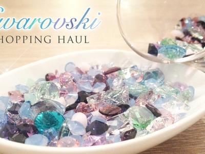 Swarovski Crystal Haul!
