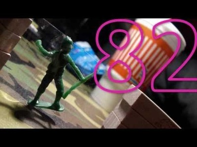 The Top 101 Kills in Plastic Army Men History: Number 82- A Sticky Situation (HD)