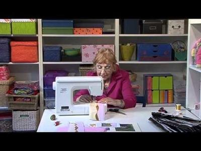 Christmas crafts - card making with Gilda Baron