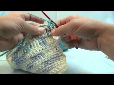 Crochet: Changing Color & Weaving In Loose Ends