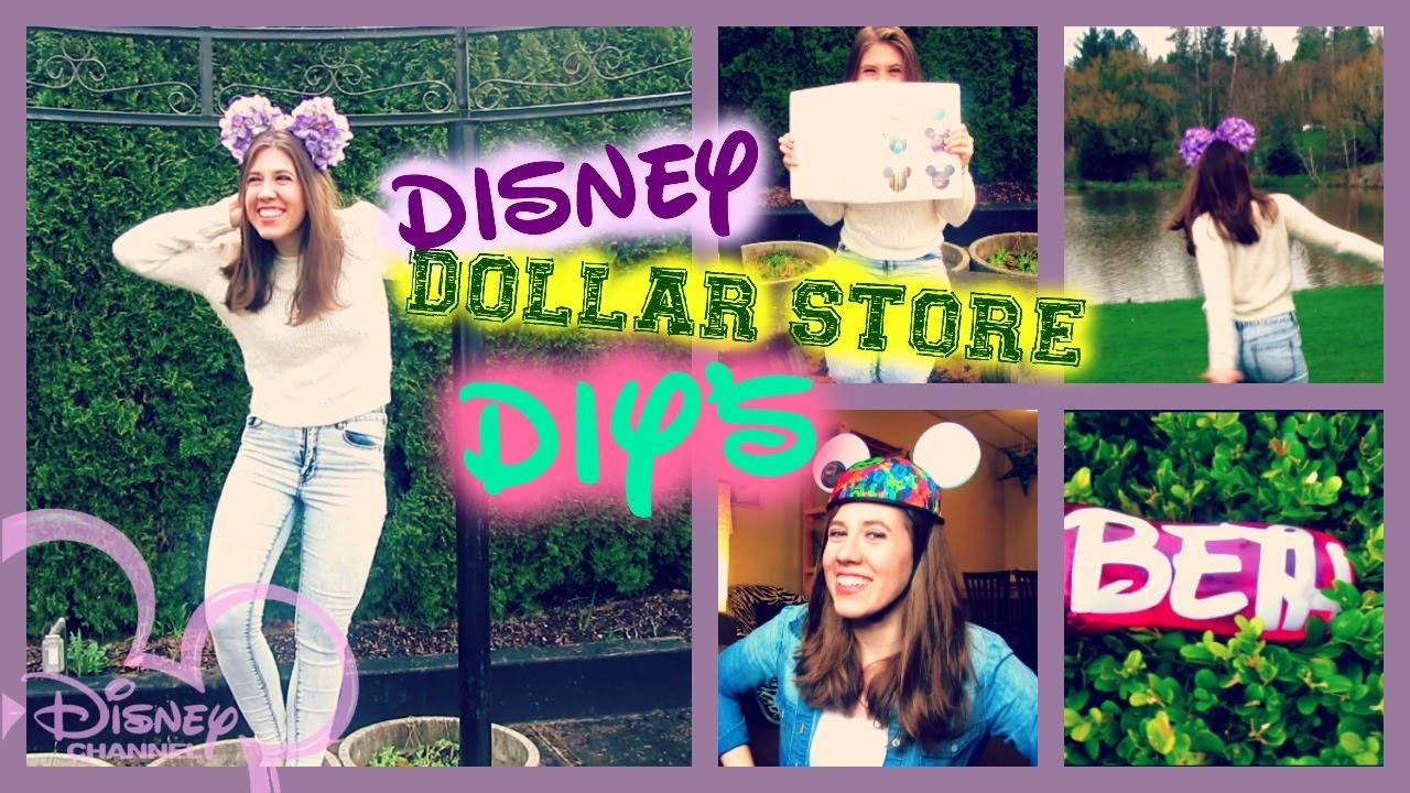Disney Dollar Store DIY's