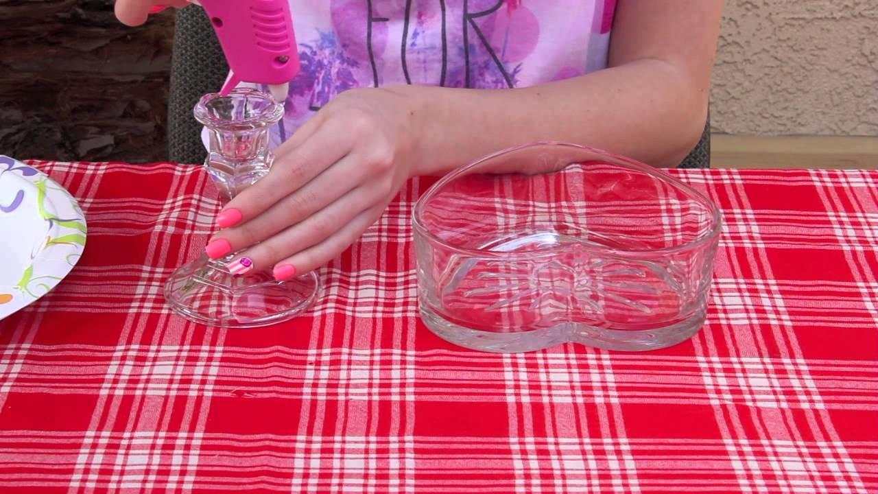 DIY $5 Jewelry Holder