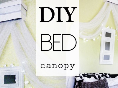 DIY : Bed Canopy