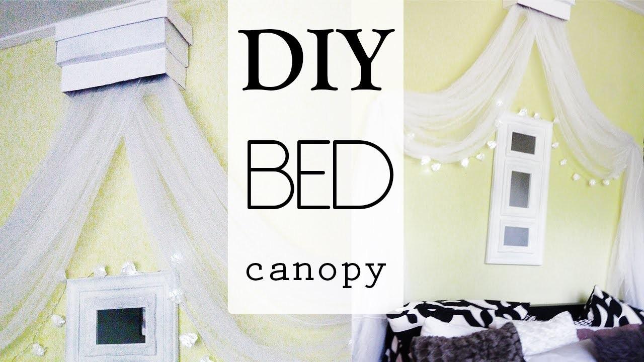 DIY : Bed Canopy
